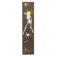 Naked Hulajnoga Griptape - Dancing Skeleton