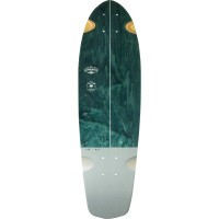 "NKD Classic Mini Cruiser Skateboard Deck 28"""