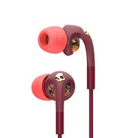 Skullcandy Fix in Ear  w. mic - Geo/Black/Chrome