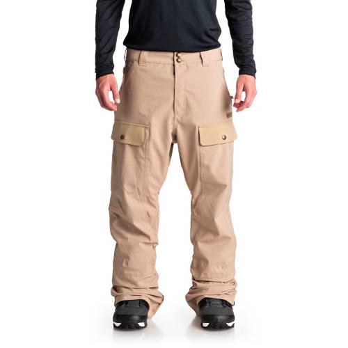 DC Asylum Snow Spodnie