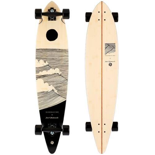 Sector 9 Beach Break Bonsai Longboard