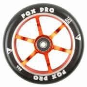 Naked Spoked wheel